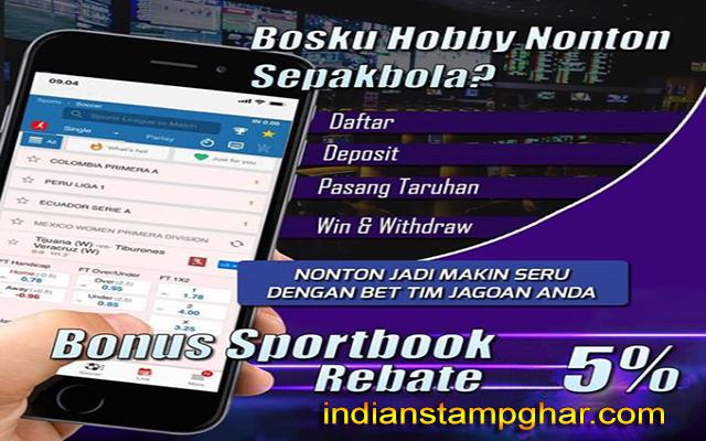 Agen Sbobet Online Terpercaya Indonesia